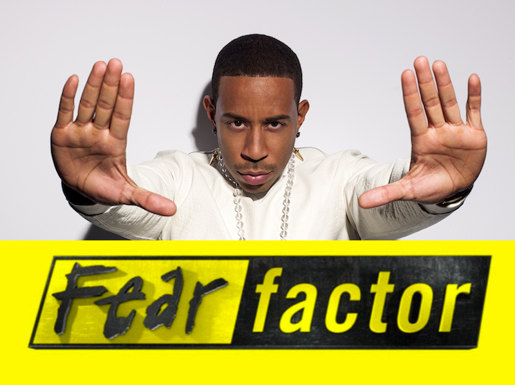'Fear Factor' Is Coming Back and Ludacris Will Host