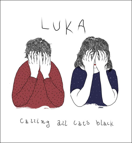 LUKA 'Calling All Cats Black' (album stream)