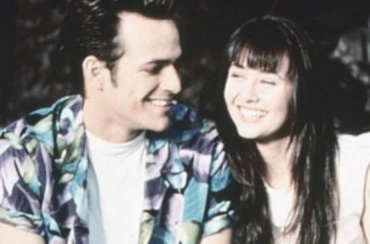 ​Shannen Doherty Cast in 'Riverdale' Tribute to Luke Perry
