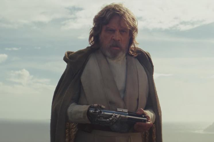"Mark Hamill on Luke Skywalker's Character in 'The Last Jedi': ""I Still Haven't Accepted It Completely"""