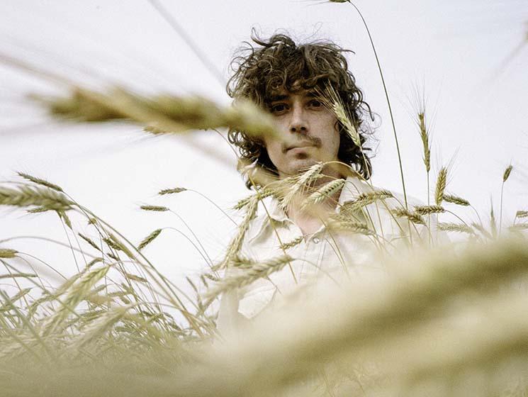 Luke Lalonde Quells Environmental Anxiety Through Joyful Creation on 'The Perpetual Optimist'