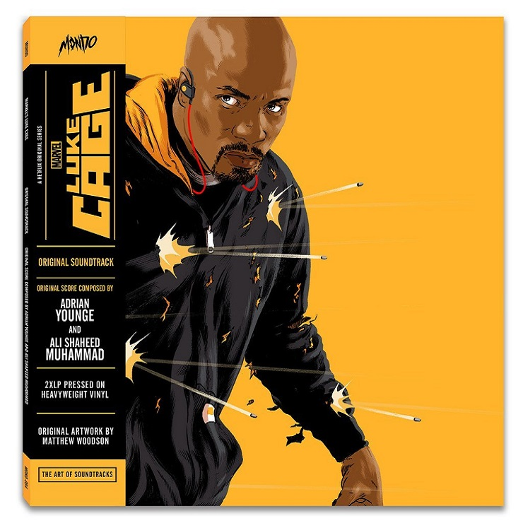 Adrian Younge and Ali Shaheed Muhammad's 'Luke Cage' Score Treated to Vinyl Release