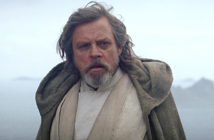 J.J. Abrams Thinks Mark Hamill Will Win an Oscar for 'Star Wars: The Last Jedi'