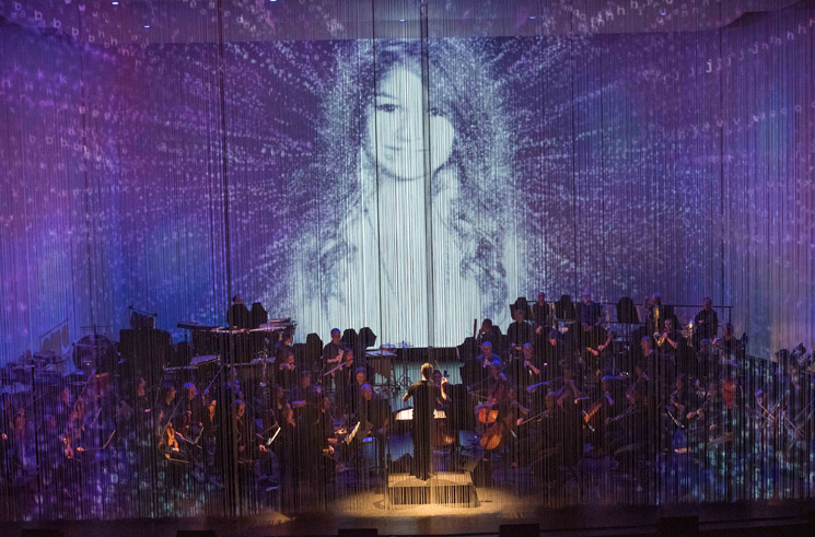 Inside 'Life Reflected,' Luminato's Must-See, One-Night Only Audio-Visual Experience