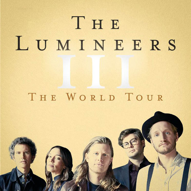 ​The Lumineers Map Out Toronto and Ottawa Dates on North American Tour