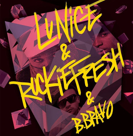 Lunice and Rockie Fresh Team Up for North American Tour