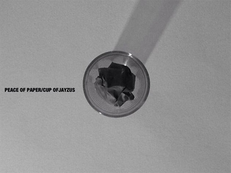 Lupe Fiasco 'Peace of Paper / Cup of Jayzus'