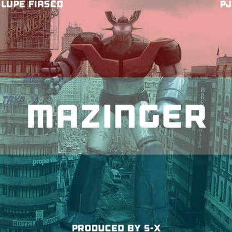 """Lupe Fiasco """"Mazinger"""" (ft. PJ)"""