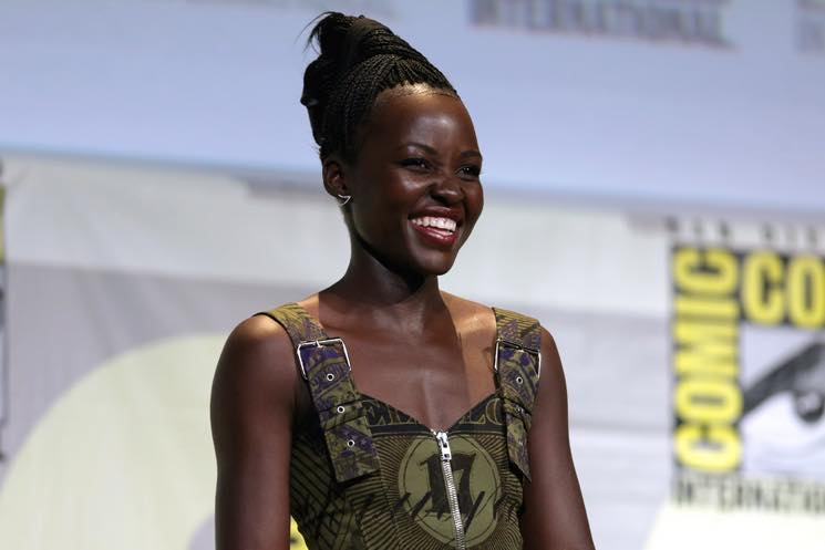 ​Lupita Nyong'o Pens Op-ed Detailing Sexual Harassment by Harvey Weinstein