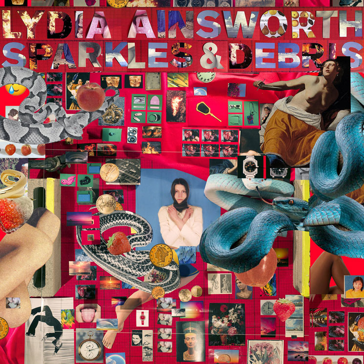 Lydia Ainsworth Readies New Album 'Sparkles & Debris'