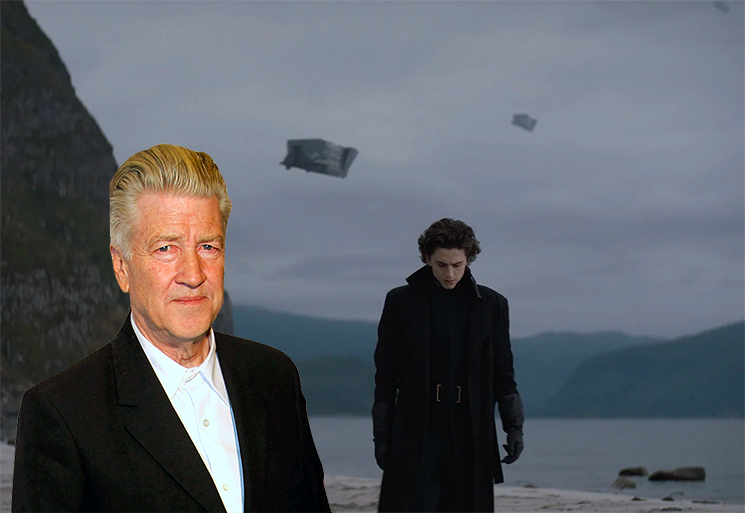 David Lynch Says He Has 'Zero Interest' in Seeing Denis Villeneuve's 'Dune'
