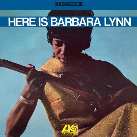 Light in the Attic Uncover Album from R&B Guitar Goddess Barbara Lynn