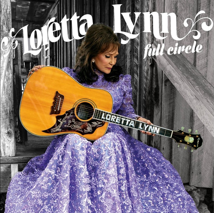 Loretta Lynn Comes 'Full Circle' on New Album