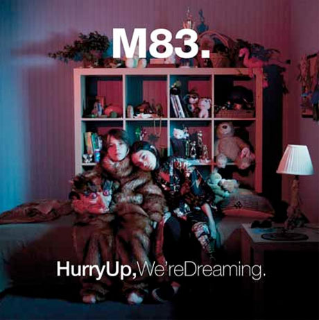 M83 Reveals 'Hurry Up, We're Dreaming' Artwork