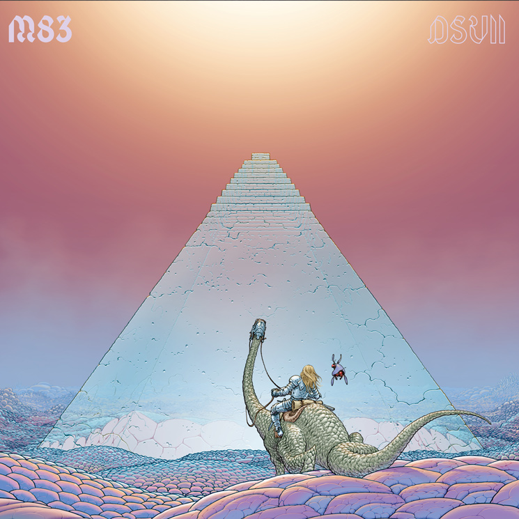 M83 Returns with New Album 'DSVII'