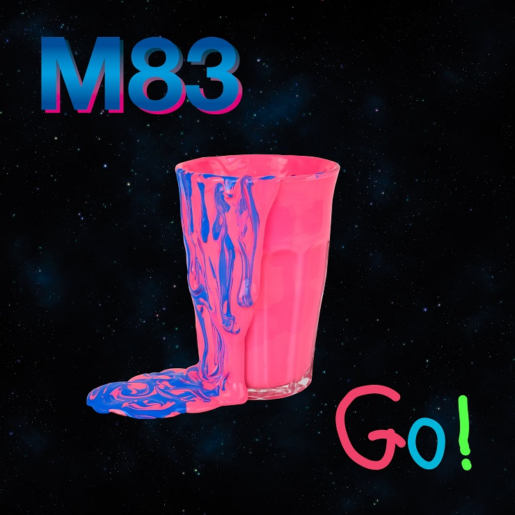 "M83 ""Go!"" (Animal Collective remix)"