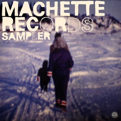 Various 'Machette Records Sampler'