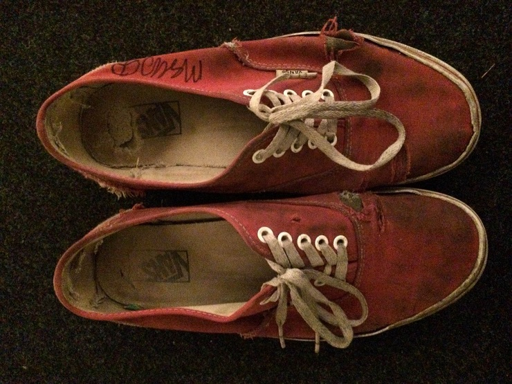 Mac DeMarco's Sneakers Fetching Thousands in eBay Charity Auction