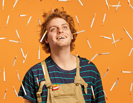 Mac DeMarco Launches Portrait-Drawing Contest for Seven-Inch Series