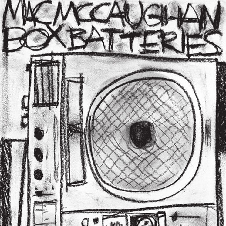 "Mac McCaughan ""Box Batteries"" (single version)"