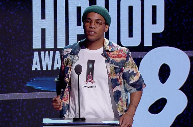​Watch Anderson .Paak's Emotional Tribute to Mac Miller at the BET Awards
