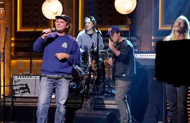 "Mac DeMarco Brings ""All of Our Yesterdays"" to 'The Tonight Show'"