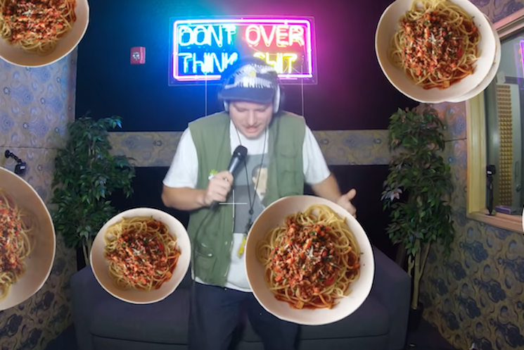 Mac DeMarco Emerges from the Ether to Deliver an 'Italian American Gangster Rap' Song with Kenny Beats