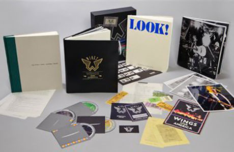 Paul McCartney Preps Deluxe Box Set for 'Wings over America,' Gives 'Rockshow' DVD Release
