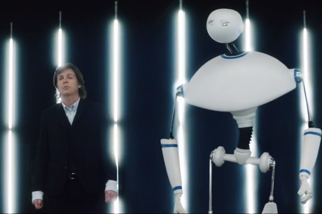 "Paul McCartney ""Appreciate"" (video)"