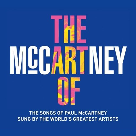 Paul McCartney 'The Art of McCartney' (tribute album stream)