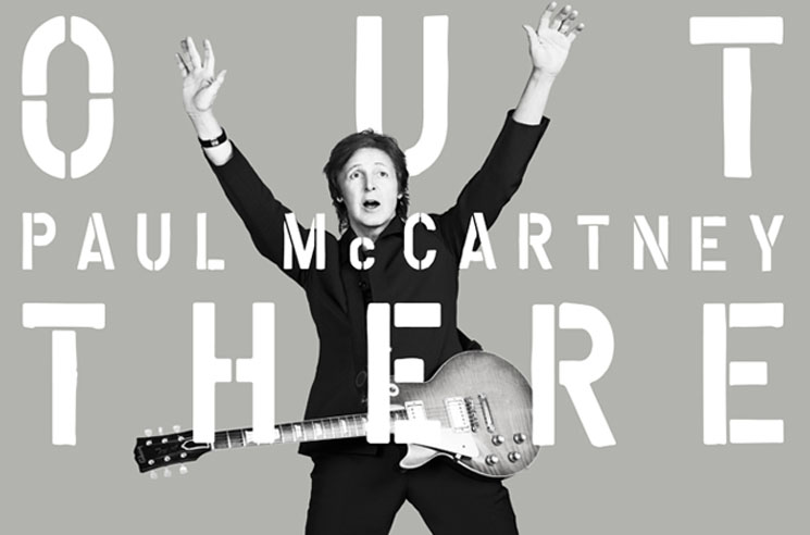 "Paul McCartney Expands ""Out There"" Tour with Toronto Date"