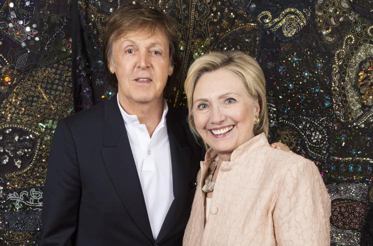 ​Paul McCartney's New Album Apparently Features a Song About Donald Trump