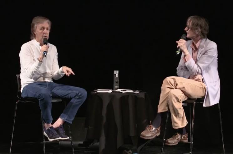 Watch Jarvis Cocker Interview Paul McCartney