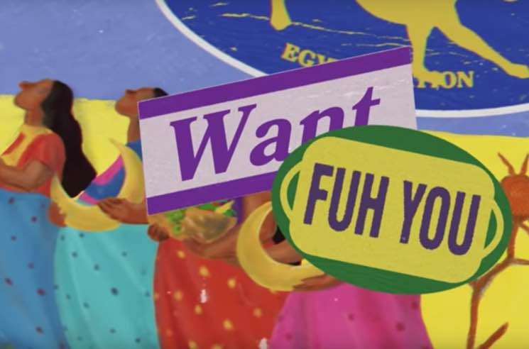 Paul McCartney Just Wants to 'Fuh You' on New Song