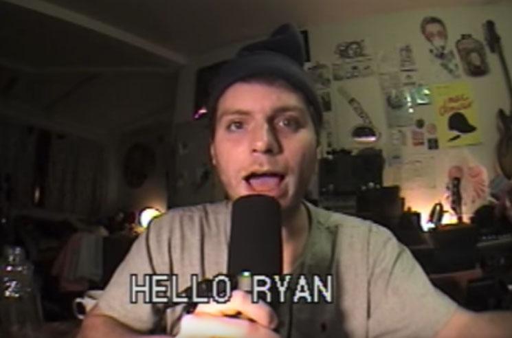 Mac DeMarco Plotting Collaboration with Italian Pop Star Ryan Paris?
