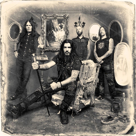 Machine Head Cancel North American Tour to Focus on Completing 'Bloodstone & Diamonds'