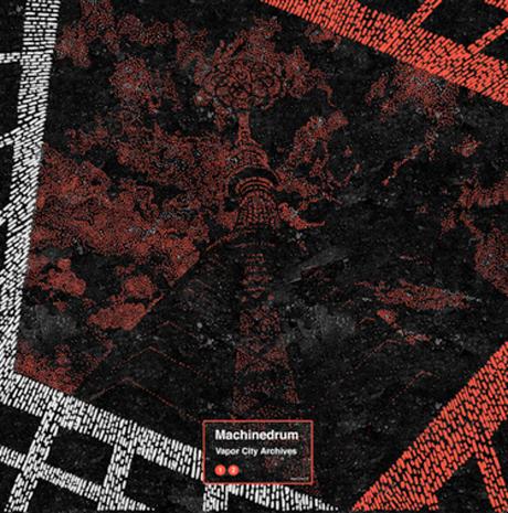Machinedrum Closes Out 'Vapor City' Epic with 'Vapor City Archives'