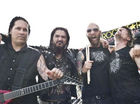 Machine Head Hit Canada on North American Tour with Children of Bodom