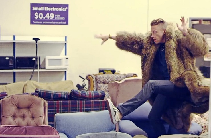 The Actual Seattle Thrift Shop Macklemore Was Rapping in Is Closing Down