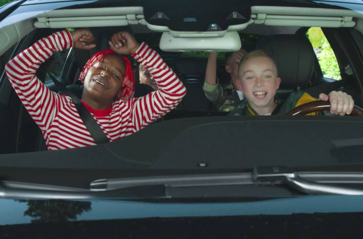 "Watch Little Kid Versions of Macklemore and Lil Yachty Party in the ""Marmalade"" Video"