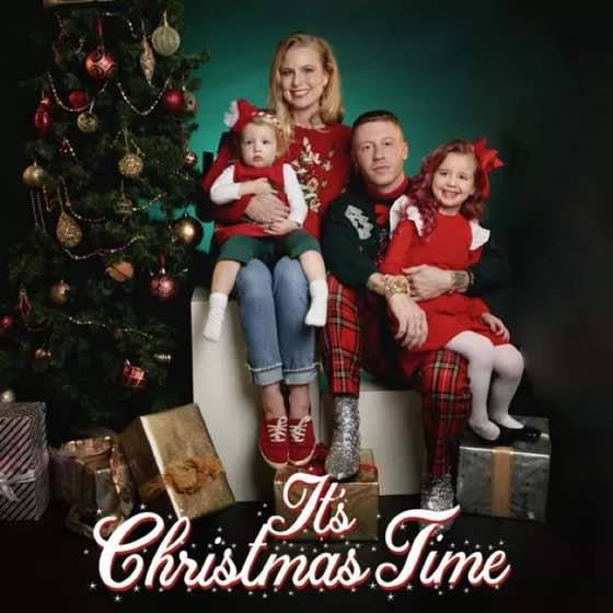 ​Hear Macklemore Ruin Christmas with His New Holiday Rap Song