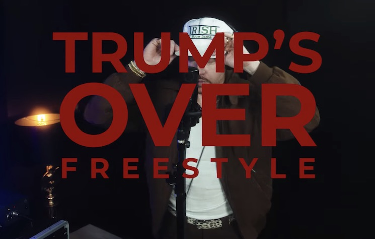 America Is Already Healing with a Brand New Macklemore Freestyle