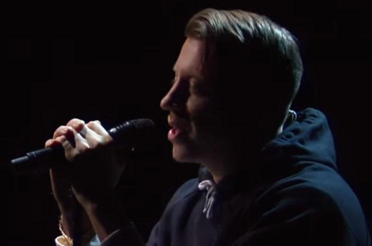 "Macklemore & Ryan Lewis Take ""White Privilege II"" to 'The Late Show'"