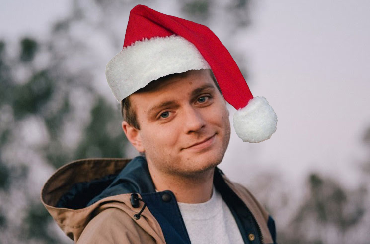 "Hear Mac DeMarco Cover ""The Christmas Song"""