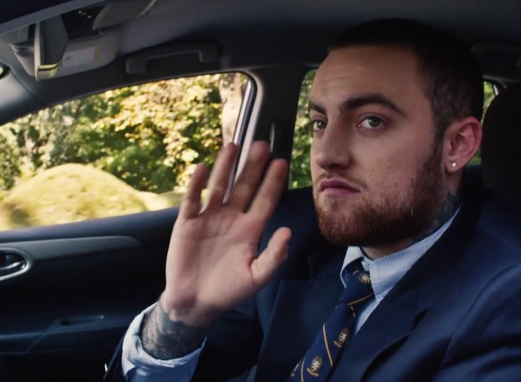 "Mac Miller ""Brand Name"" (video)"