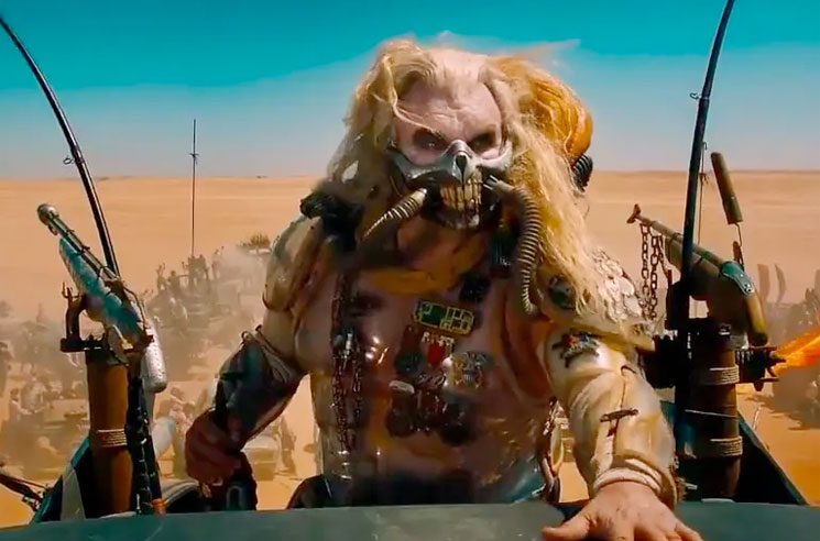'Mad Max' Villain Hugh Keays-Byrne Dies at 73
