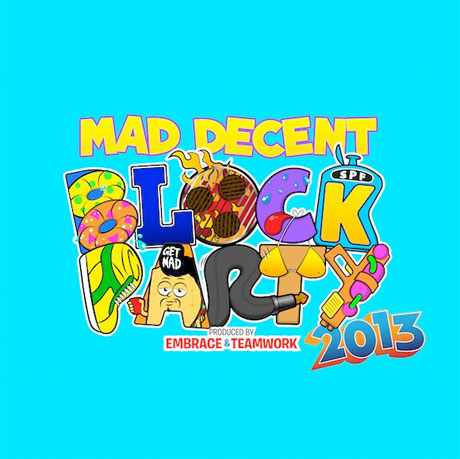 Mad Decent Block Party Dates Revealed