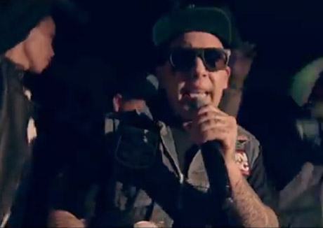 "Madchild ""Crazy"" (video)"