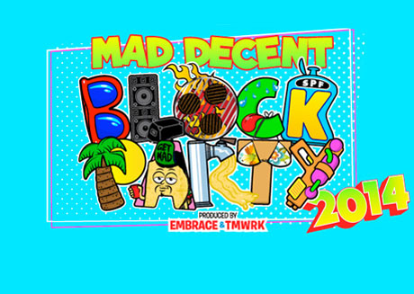 Mad Decent Block Party Announces 2014 Canada/U.S. Dates