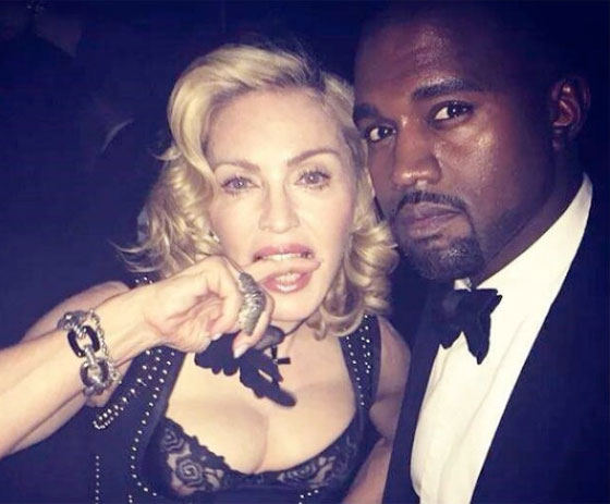 Madonna Reveals She Contributed to Kanye's New LP, Confirms Drake Collab